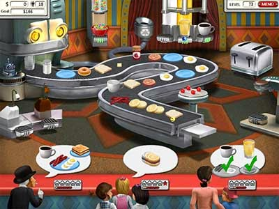 Play Burger Shop 2 > Online Games | Big Fish
