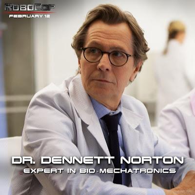 Dr. Dennett Norton (Gary Oldman)