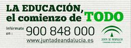 INFORMACIÓN OFICIAL DE LA CONSEJERÍA DE EDUCACIÓN