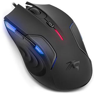 Sentey Nebulus Gaming Mouse