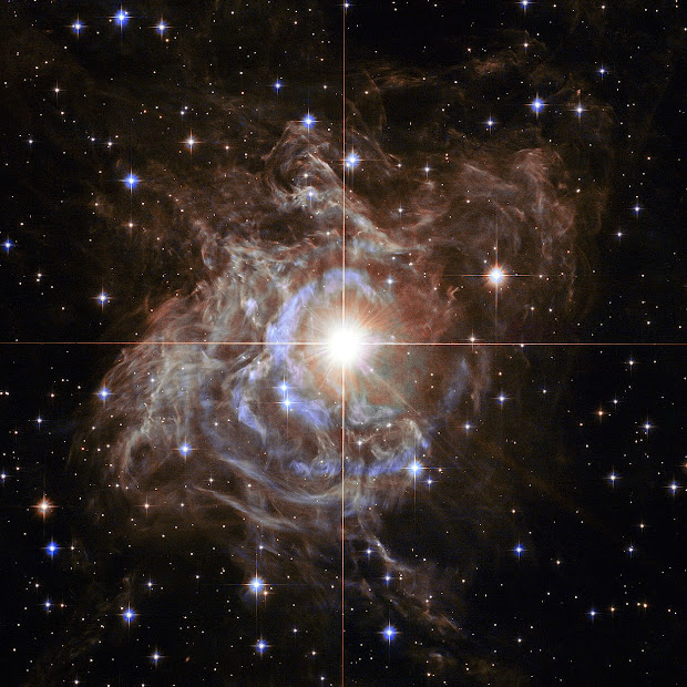 Variable Star RS Puppis