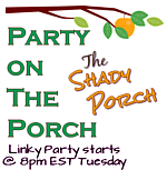 The Party On The Porch announcement