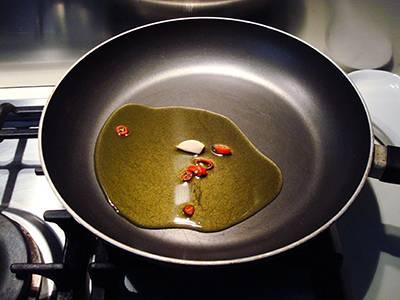 Pasta con baccalà e pomodorini - Passaggio 3
