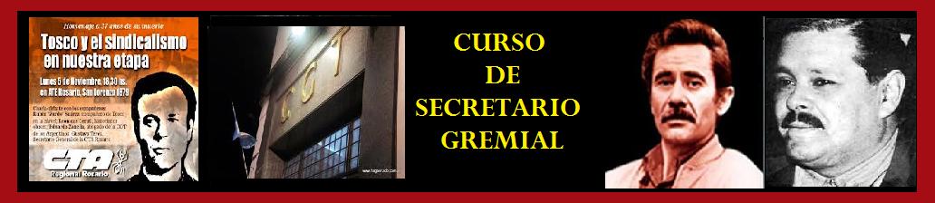 CURSO PARA SER SECRETARIO GENERAL