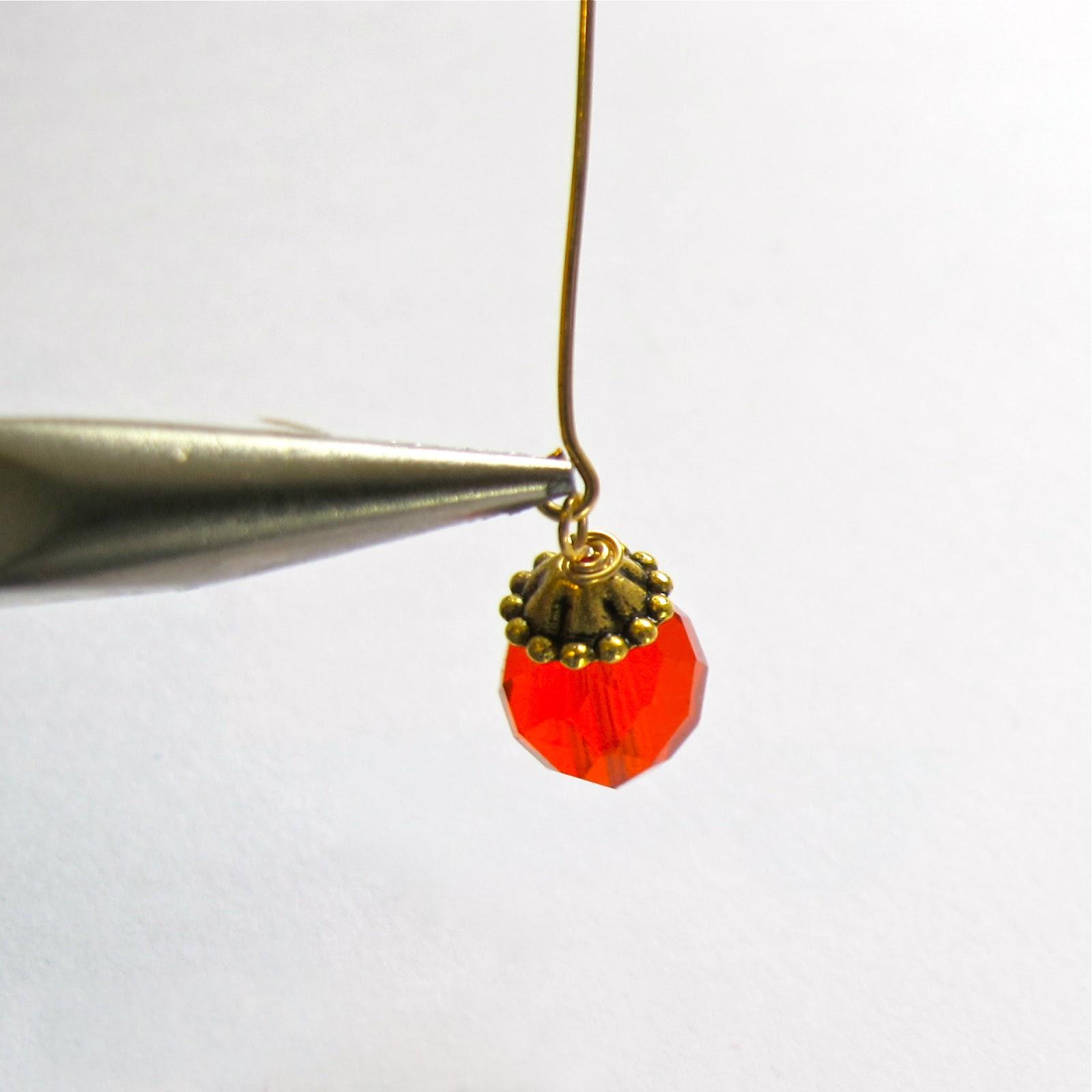 DIY earrings