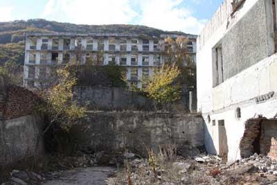 Объект 221 в Севастополе