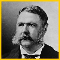 Chester A. Arthur's Political Moustache