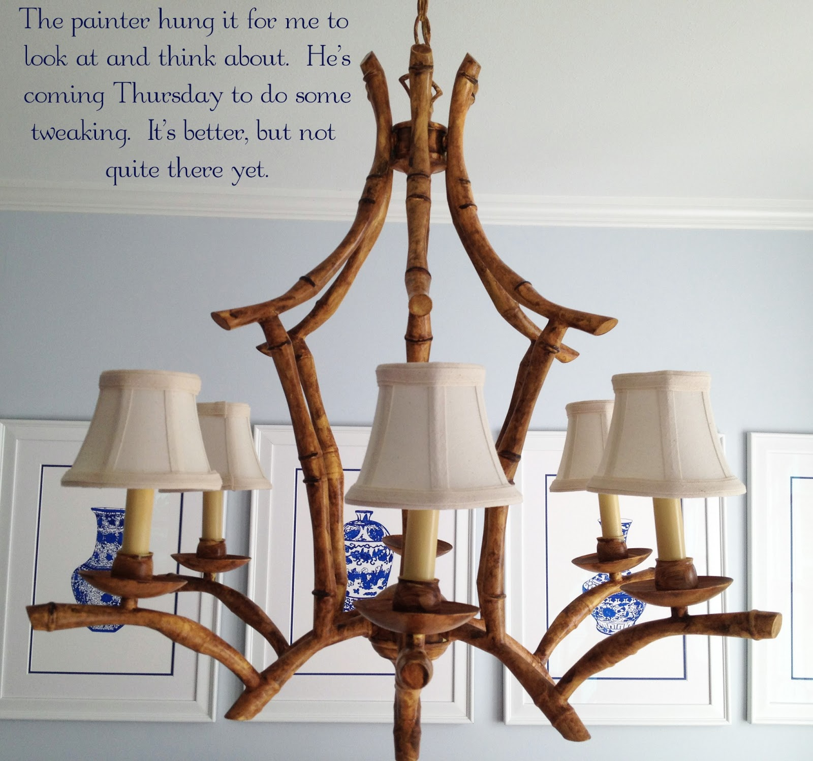 wood at style asian chandelier pagoda for carved modern