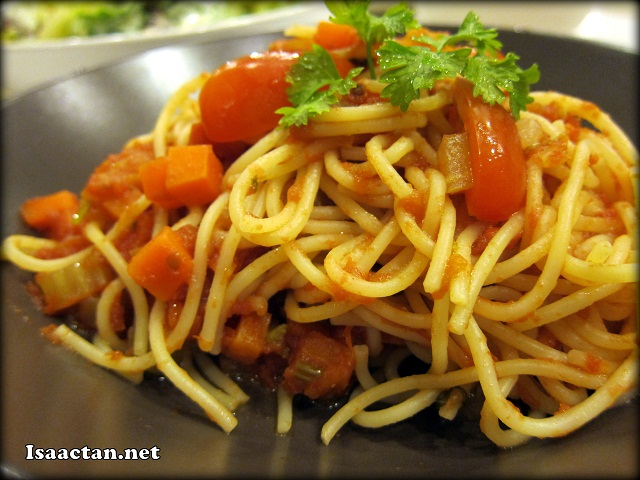 Tomato Pasta - RM7.90