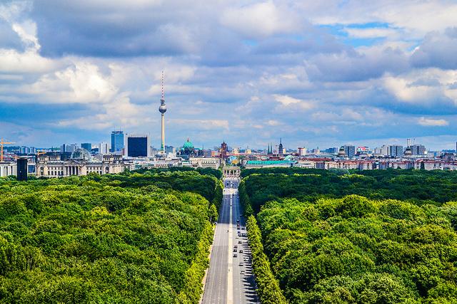 mùa thu tại berlin