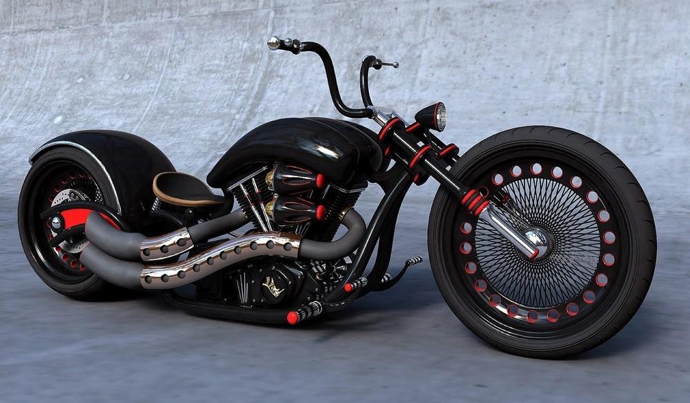En Güzel Süper Motorsiklet Resimleri