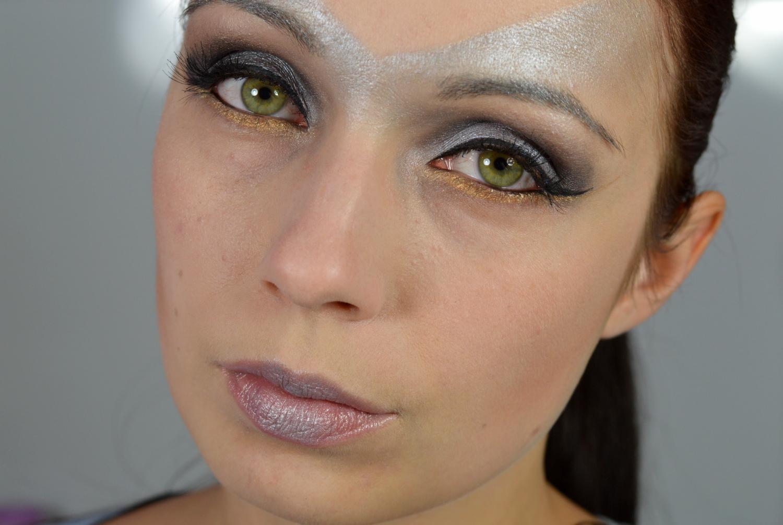 Kreatives Makeup