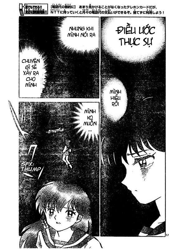 Inuyasha-Khuyển Dạ Xoa-Bản Đẹp chap 523 Trang 17