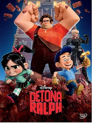 Download - Detona Ralph - DVD-R
