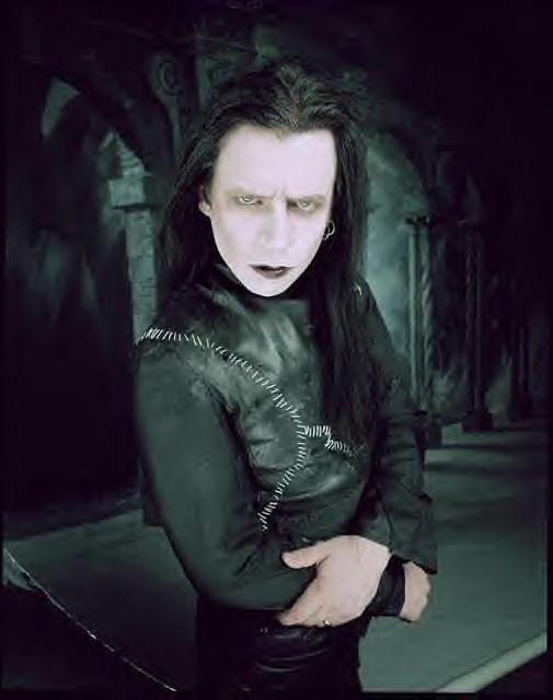 Paul Allender (Cradle Of Filth)
