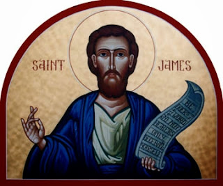 Feast of St. James the Just, the Brother of our Lord – October 23