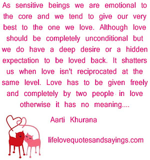 Unconditional love quotes, quotes on unconditional love High ...