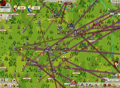 strategi perang Goodgame Empire