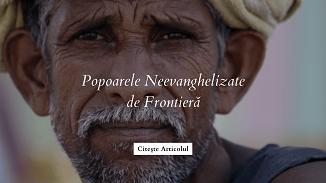 Popoarele neevanghelizate de frontieră