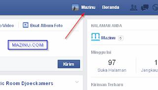 Cara Menghapus Foto Profil di Facebook