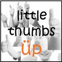 Little Thumbs Up : ORANGE