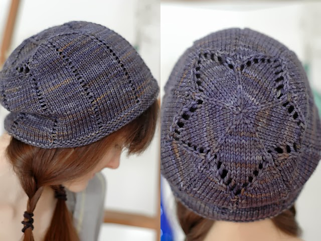 Polaris by Alex Tinsley - 20% off Malabrigo Patterns for Malabrigo March!