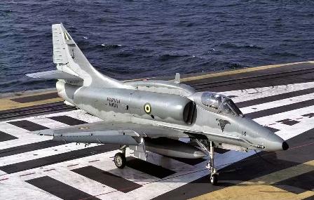 Brazilian Navy AF-1A