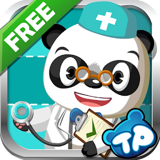 Dr. Panda's Hospital Free! for your Android!
