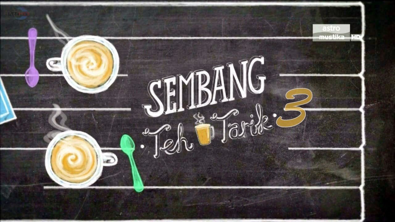 Tonton Drama, Melayu, Sembang Teh Tarik, Musim Ke-3, 2015, Drama Terbaru Astro, Tonton Isteri Separuh Masa, Astro Maya HD