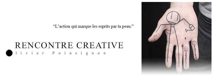 Olivier Poinsignon tatoueur conceptuel moderne français