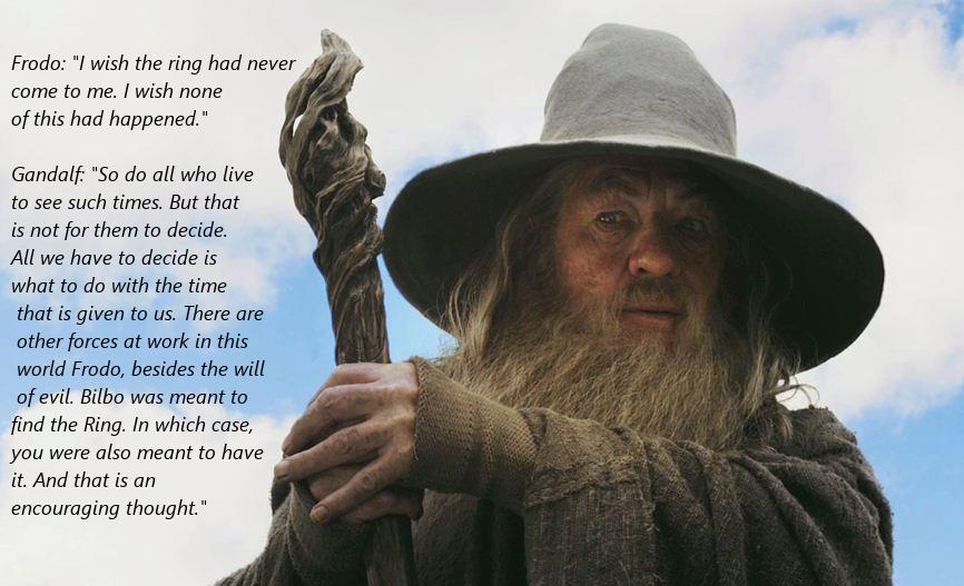 Gandalf Inspirational Quotes. QuotesGram