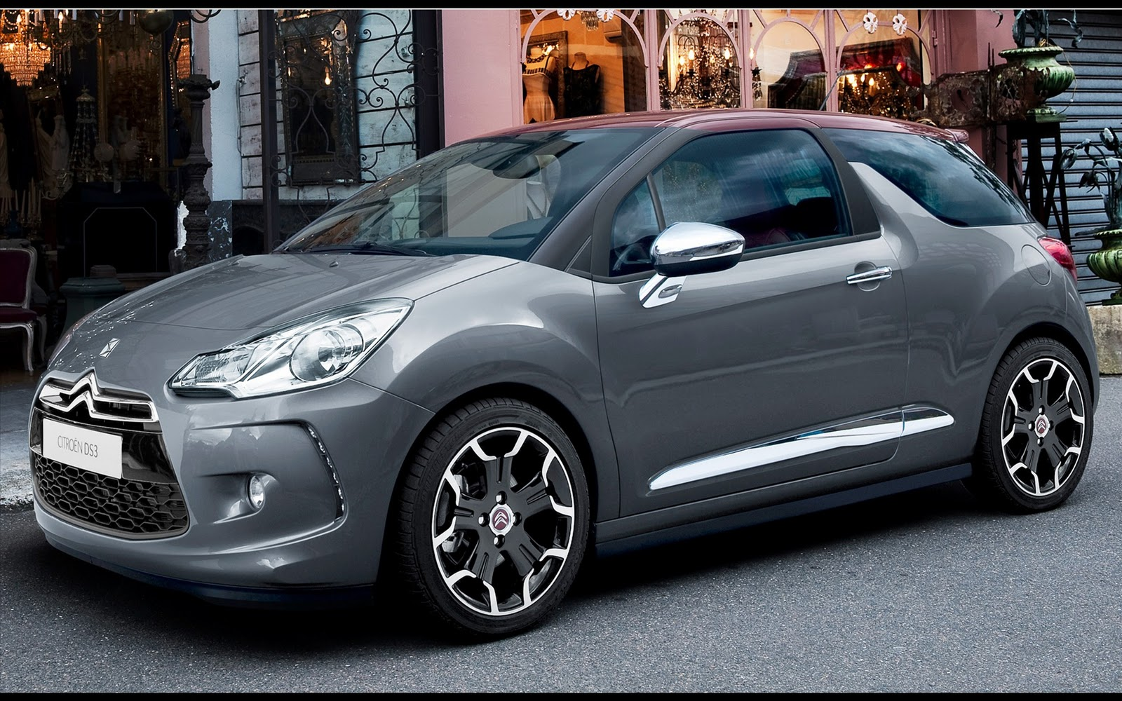 car site news car review car picture and more 2012 citroen ds3. Black Bedroom Furniture Sets. Home Design Ideas