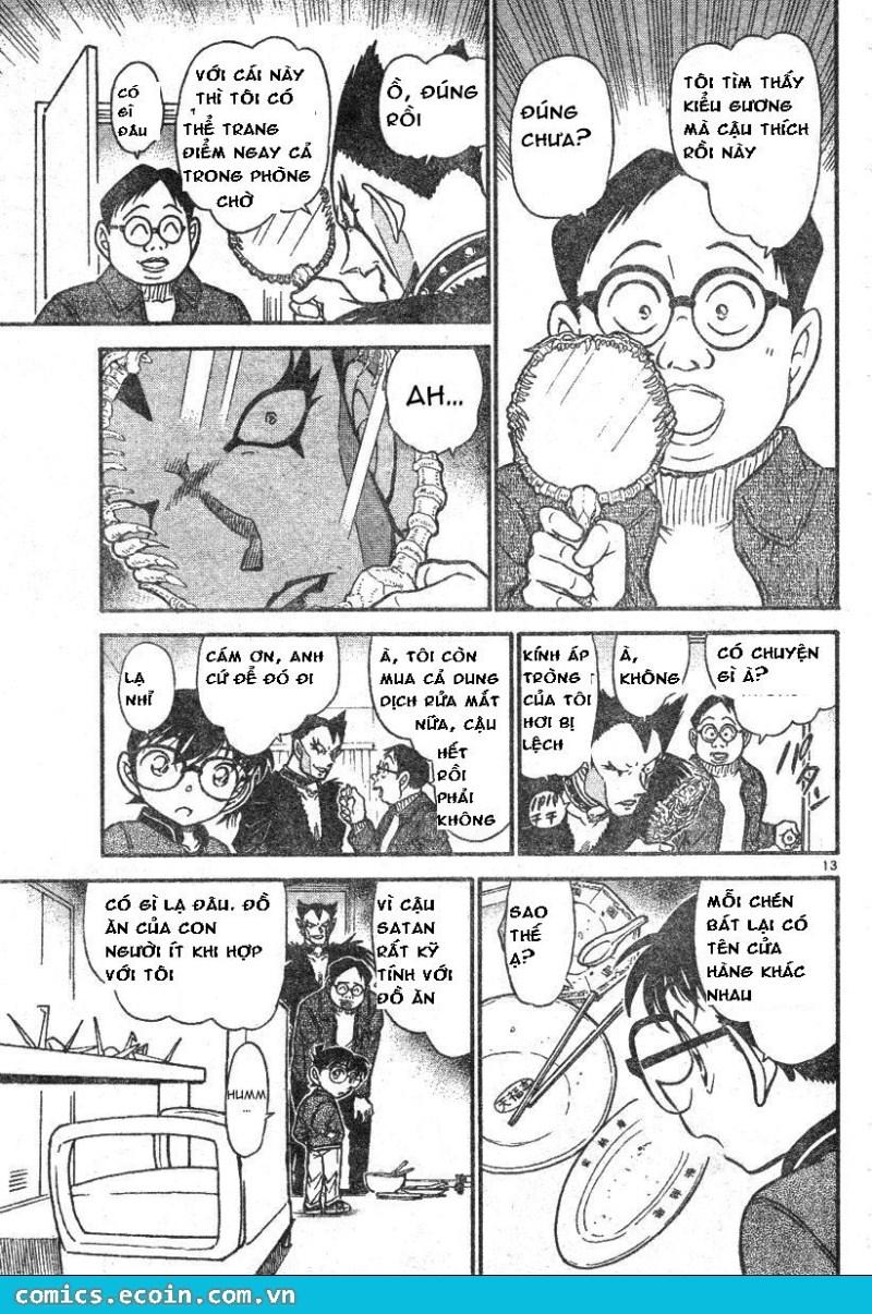 Detective Conan - Thám Tử Lừng Danh Conan chap 591 page 13 - IZTruyenTranh.com