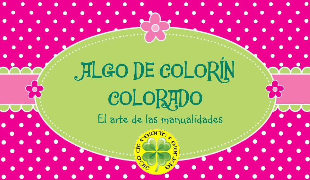 Algo de Colorín Colorado Manualidades