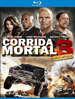 Corrida Mortal 3 – Inferno Dublado