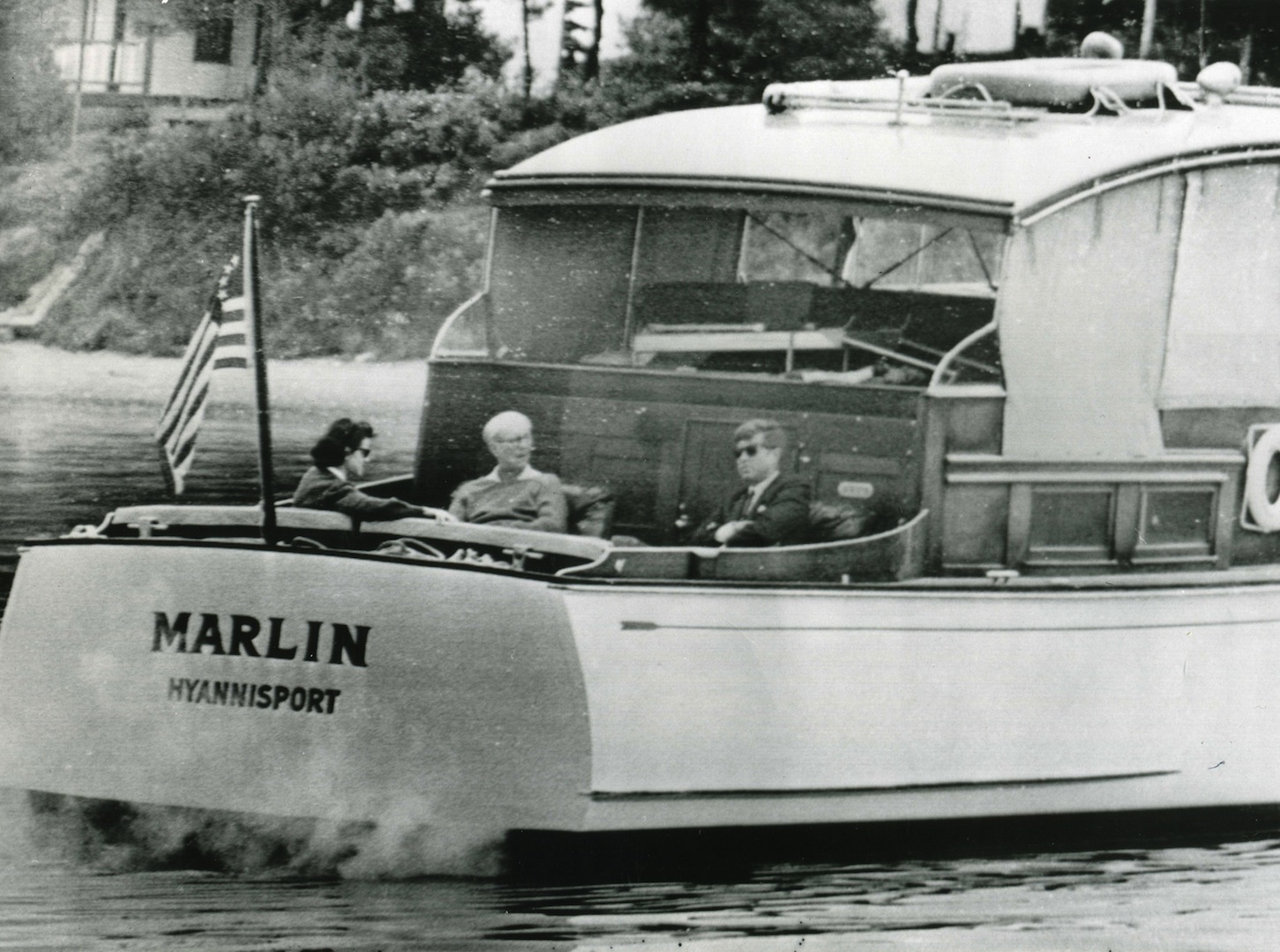 Chevalier Taglang President John Fitzgerald Kennedy And