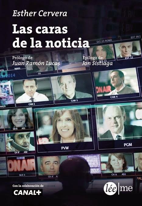 El libro de Las caras de la noticia