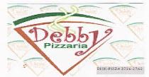 Debby Pizzria - A.V Siqueira Campos, Nº 395 Centro - FONE: 3726-2762