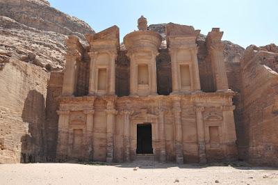El Monasterio, Ad Deir (Petra)