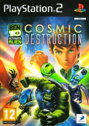 DOWNLOAD FREE BEN 10 ULTIMATE ALIEN COSMIC DESTRUCTION PS2 ISO