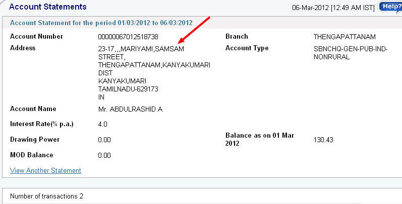 Sbi Bank My Account Check Can Download To On Site