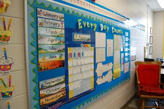Calendar Math Ideas For Kindergarten : Room mom math wall ideas