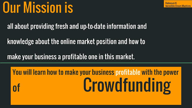 incredible dream machines crowdfunding system To Grow Your Amazon Sesystem To Grow Your Amazon Selling.lling.