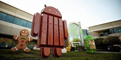 Daftar Fitur Andaln di Android 4.4 KitKat