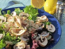 insalata champignon
