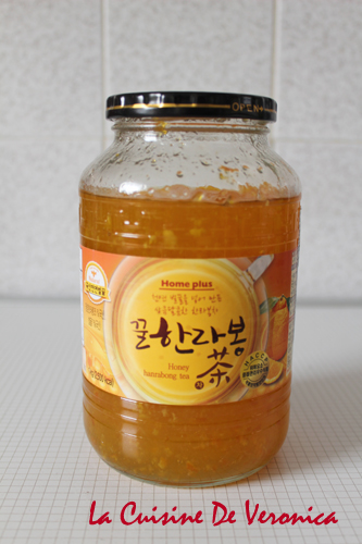 柚子蜜 Korean Citron Tea