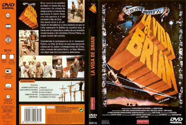 """""""La vida de Brian"""", Terry Jones, """"El Reino"""", Emmanuel Carrère"""