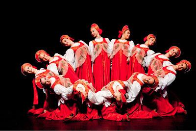 Em Valença: O Mundo a Dançar - Grupo da Rússia