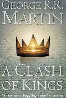 George R.R. Martin - A Song of Ice and Fire 2: A Clash of Kings.pdf (eBook)