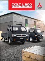 spesifikasi l 300 pickup baru